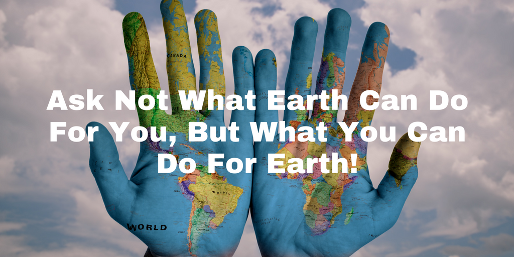 Let's take a look at Earth Day and learn about how we can all lend a hand and support this beautiful place we call home. Here's some fun facts about Earth Day in Houston and around the globe!