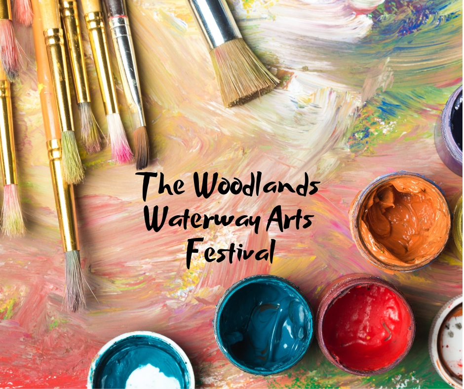 The Woodlands Waterway Arts Festival is ranked one of the top fine arts festivals in the Nation. Featuring 225 extraordinary artists representing a broad range of styles and medumes, this festival starts April 13th until the 14th and is something for the whole family!